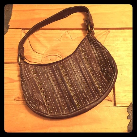 Fossil Handbags - Shoulder or hand purse by Fossil.